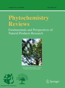 Juvik 2016 Phytochemistry Reviews 15 161-195[1]